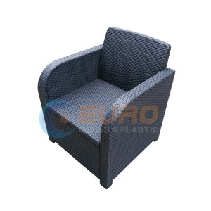 Outdoor furniture mould chair
