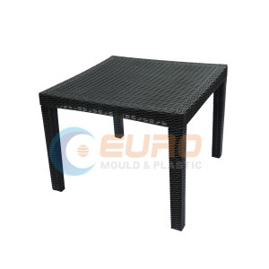 rattan table mold