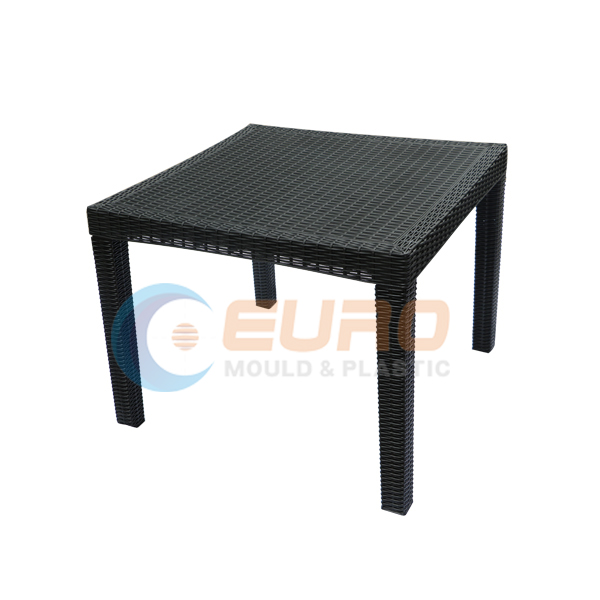 OEM/ODM Factory Plastic Injection Molding Supplies - rattan table