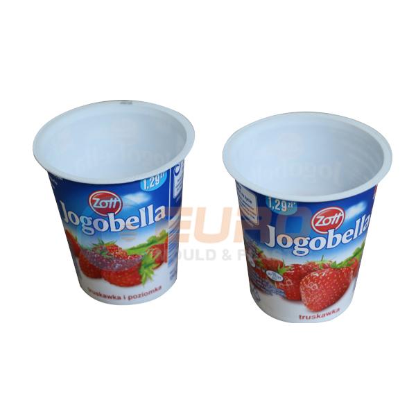 es krim cup cetakan Unggulan Gambar