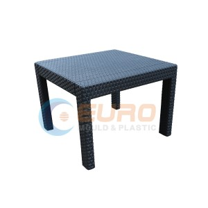 Outdoor furniture mould desk