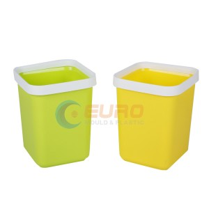Household mold Dust bin