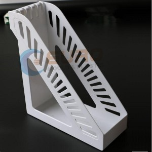 Plastic file holder mould